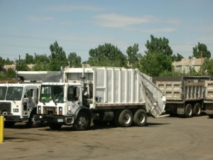 Denver Trash Fleet