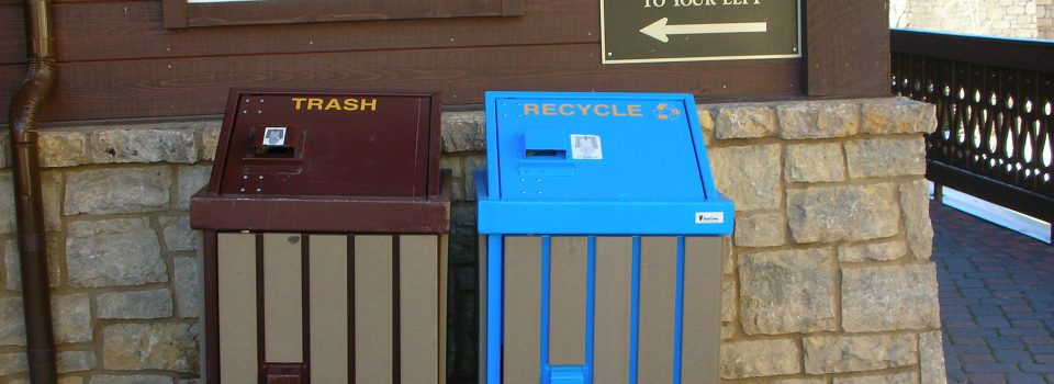 Making Recycling Work in Crowded Resort Areas, Vail