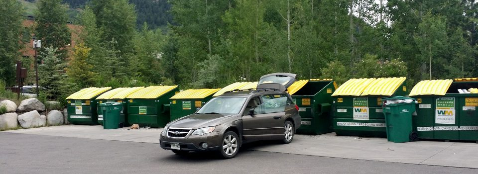 Rio Grande Recycling Center, Aspen